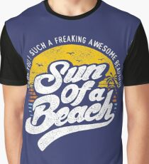 Sun of a beach ! Graphic T-Shirt