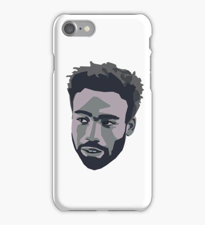 Donald Glover Black & White Design iPhone Case/Skin