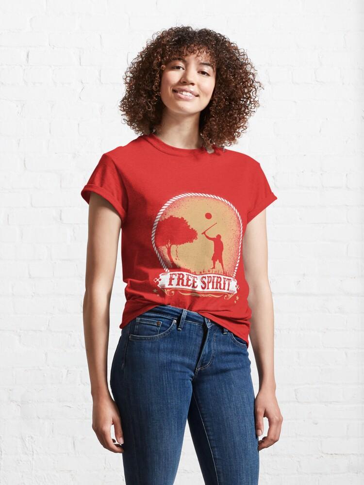 Alternate view of  Free Spirit Classic T-Shirt