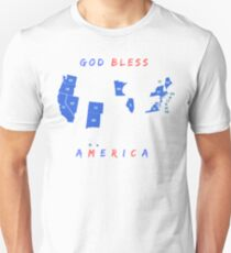God Bless America Unisex T-Shirt
