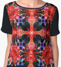 Psychedelic 25 Chiffon Top