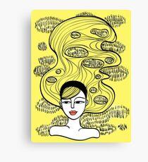 Lemon Grass Canvas Print