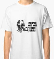 Love is in the air joke Classic T-Shirt