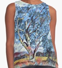 Australian Windswept Tree 02 Sleeveless Top