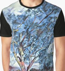 Australian Windswept Tree 02 Graphic T-Shirt