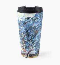 Australian Windswept Tree 02 Travel Mug