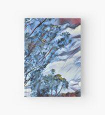 Australian Windswept Tree 02 Hardcover Journal