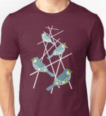 Twittering Unisex T-Shirt