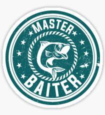 Pegatina Maestro Baiter