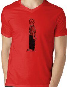 Calvin and Hobbes- Calvin's Dad Mens V-Neck T-Shirt