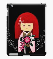 Red Kimi Doll iPad Case/Skin