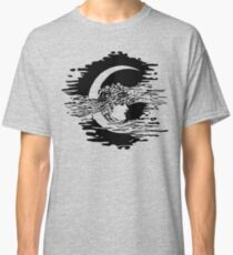 Woman and the Moon Classic T-Shirt