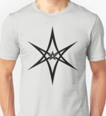 Unicursal Hexagram, Pentagram, Star T-Shirt