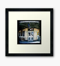 The Bottom Pub - Uralla, NSW, Australia Framed Print