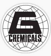 Global Chemicals Sticker