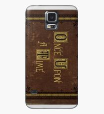 Once Upon a Time - Phone Case Case/Skin for Samsung Galaxy