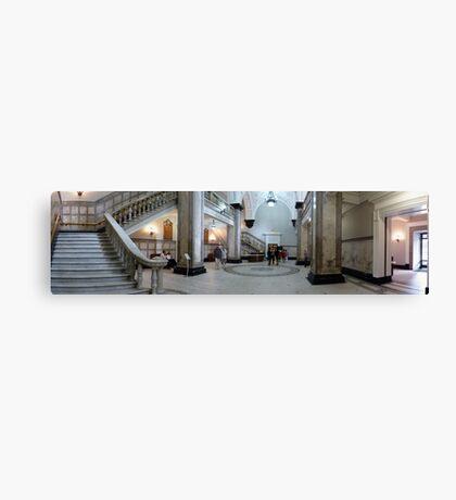 City Hall panorama Canvas Print