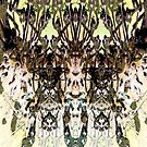 Abstract Floral Art ll by LouisaCatharine