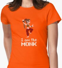 I am the (lady) Monk T-Shirt