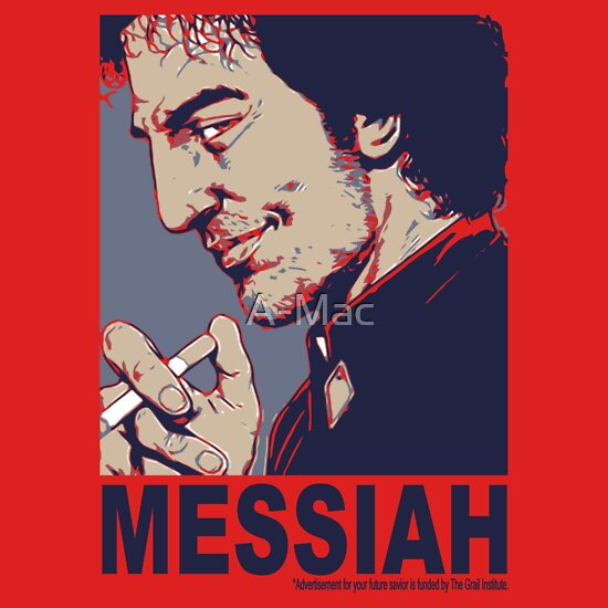 TShirtGifter presents: Your Messiah | Unisex T-Shirt