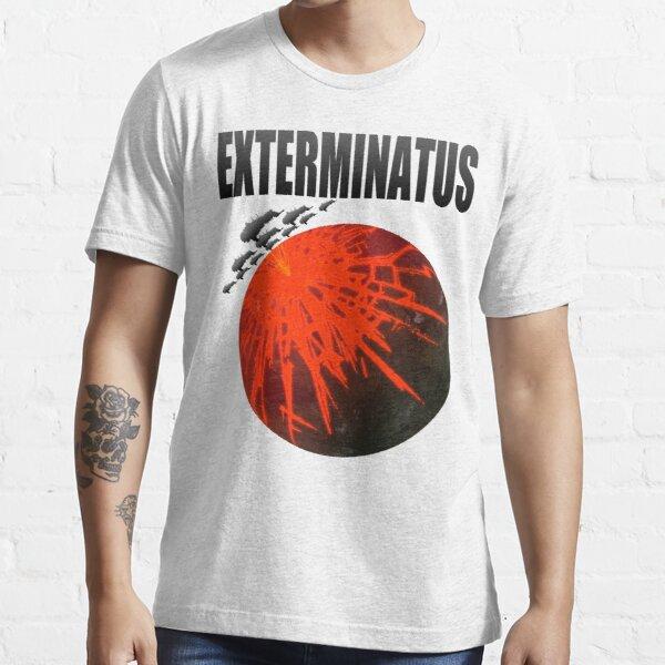 Exterminatus Title Essential T-Shirt