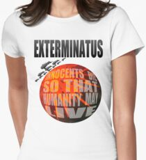 Exterminatus Full Fitted T-Shirt