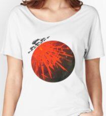 Exterminatus Plain Relaxed Fit T-Shirt