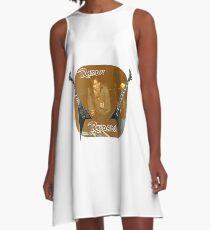 Randy Rhoades A-Line Dress