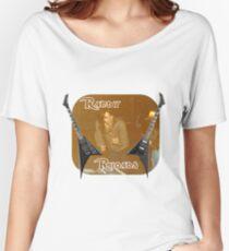 Randy Rhoades Women's Relaxed Fit T-Shirt