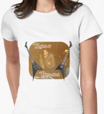 Randy Rhoades Women's Fitted T-Shirt