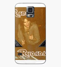 Randy Rhoades Case/Skin for Samsung Galaxy