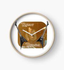 Randy Rhoades Clock