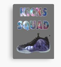 Shoe Game Canvas Print