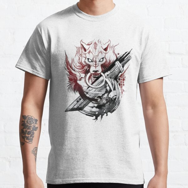 Amano Homage Final Fantasy Classic T-Shirt