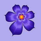 Spring Flowers by inkedsandra