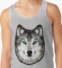 Camiseta de tirantes Sudadera con capucha Wolf de Dan Smith