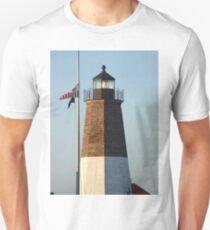 point judith lighthouse rhode island Unisex T-Shirt