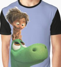 The Good Dinosaur 2015 - 3 Graphic T-Shirt