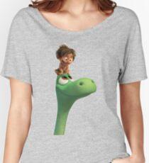 The Good Dinosaur 2015 - 3 Women's Relaxed Fit T-Shirt