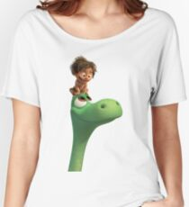 The Good Dinosaur 2015 - 3 Women's Relaxed Fit T-Shirt