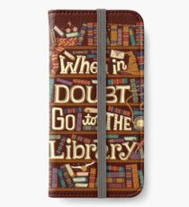 Go to the library iPhone Wallet/Case/Skin