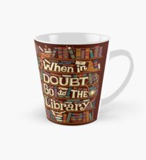 Go to the library Tall Mug