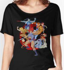 Thundercats Women's Relaxed Fit T-Shirt