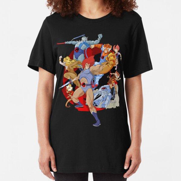 Thundercats Slim Fit T-Shirt
