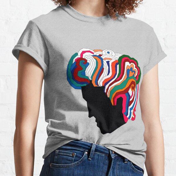 Bob Dylan Rainbow Classic T-Shirt