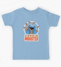 Cookie Monster Kids Tee