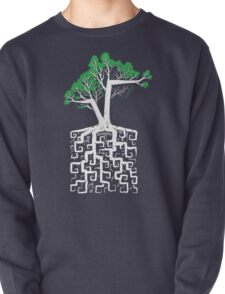 Square Root Pullover