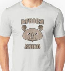 Rhino vintage design - African animal T-Shirt