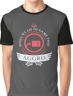 Magic the Gathering - Aggro Life V2 Graphic T-Shirt