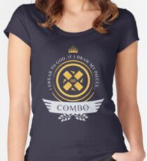 Magic The Gathering - Combo Life Women's Fitted Scoop T-Shirt